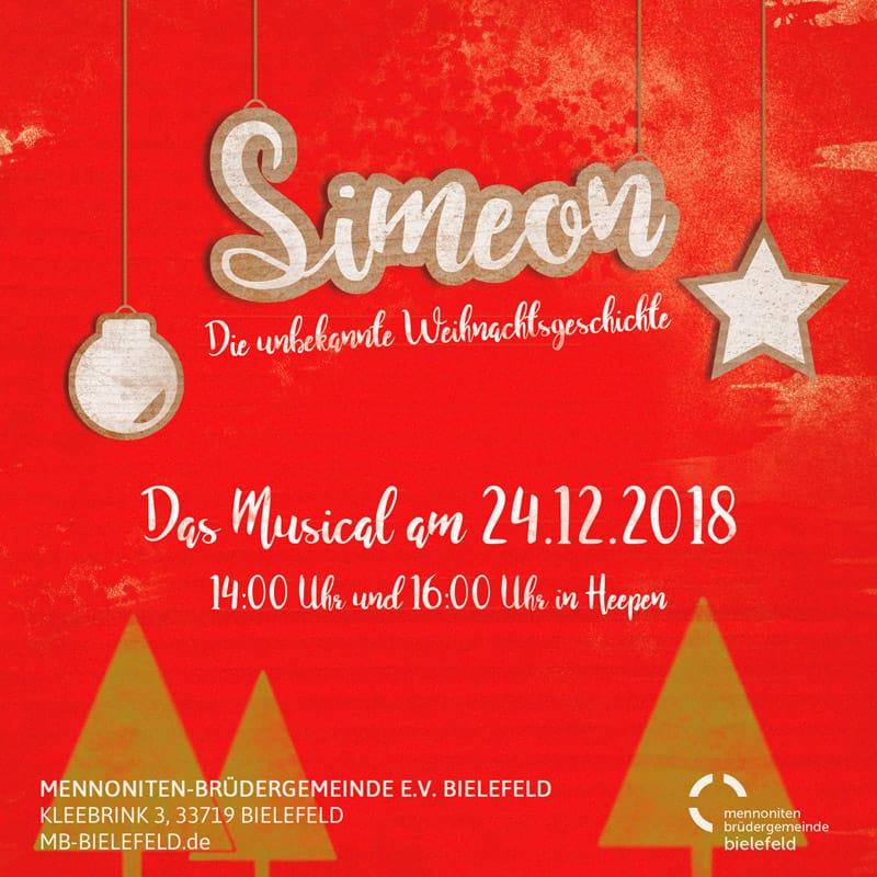 Simeon – Die unbekannte Weihnachtsgeschichte