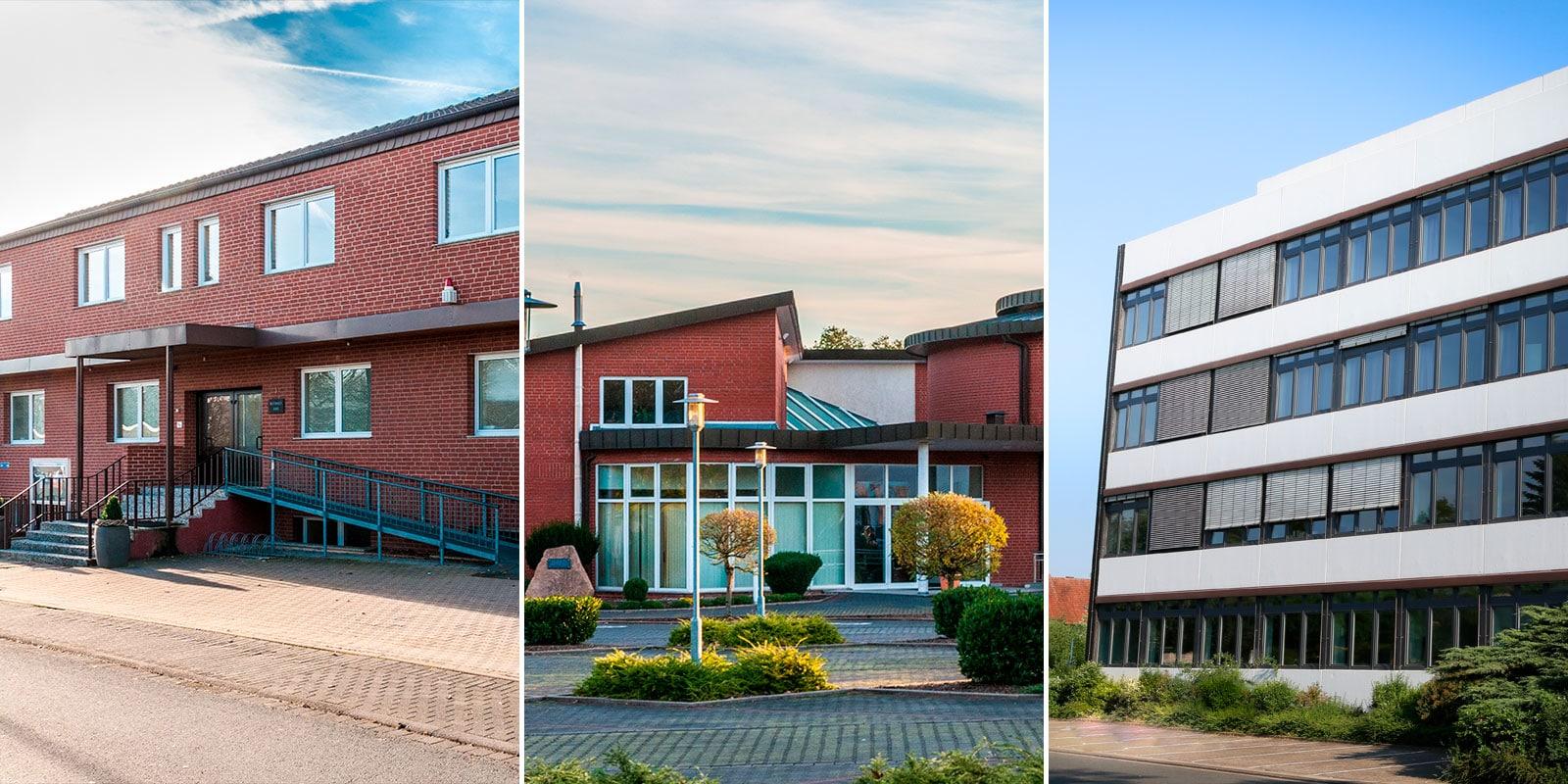 Standorte MB Bielefeld
