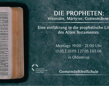 GBS – Die Propheten