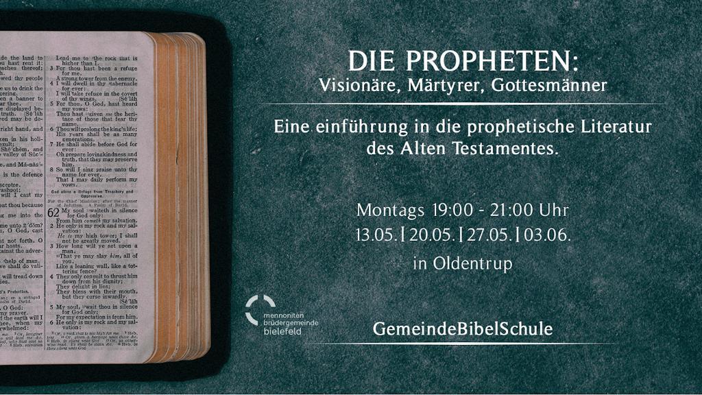 GBS - Die Propheten