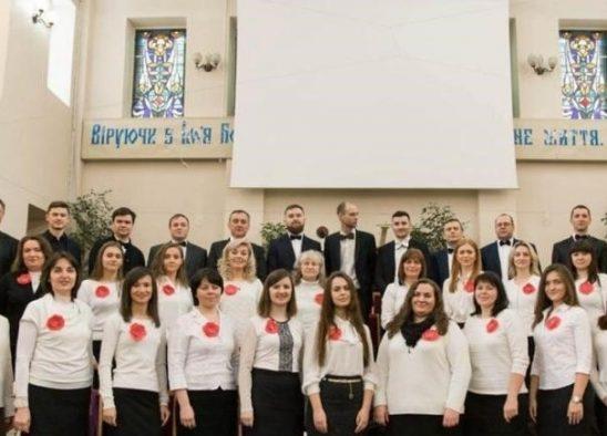Chor aus Kiev